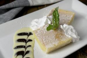 Lemon Squares Dessert